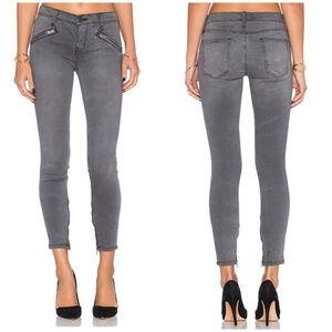 Current Elliott 27 The Silverlake Zip skinny jeans